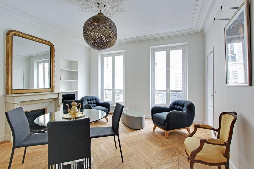 204519 - Appartement 4 personnes Marais - Bastille