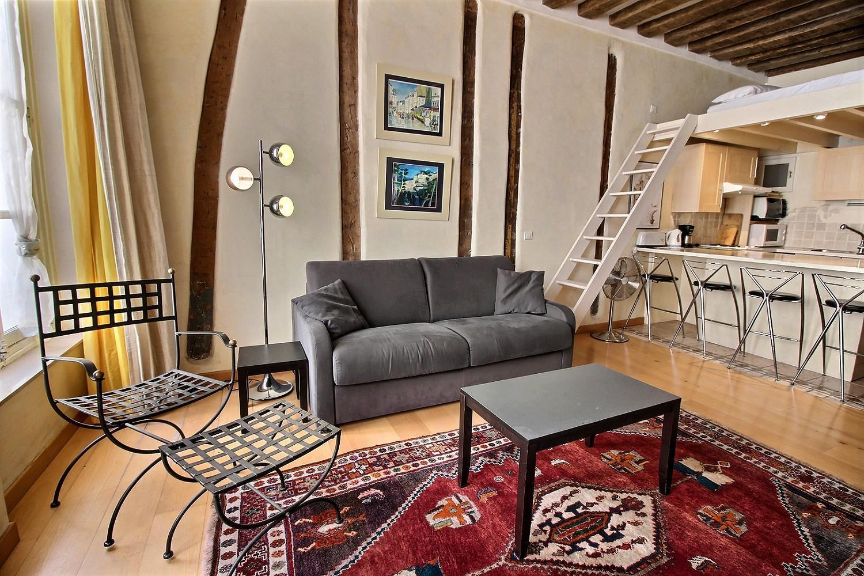 104316 - Appartement 2 personnes Marais - Bastille