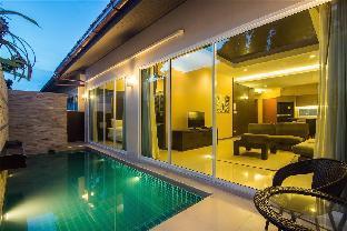 [カオタロ]ヴィラ(131m2)| 2ベッドルーム/2バスルーム 2 Bed Private Pool Villa  Finest/Gym/Sauna/Wifi