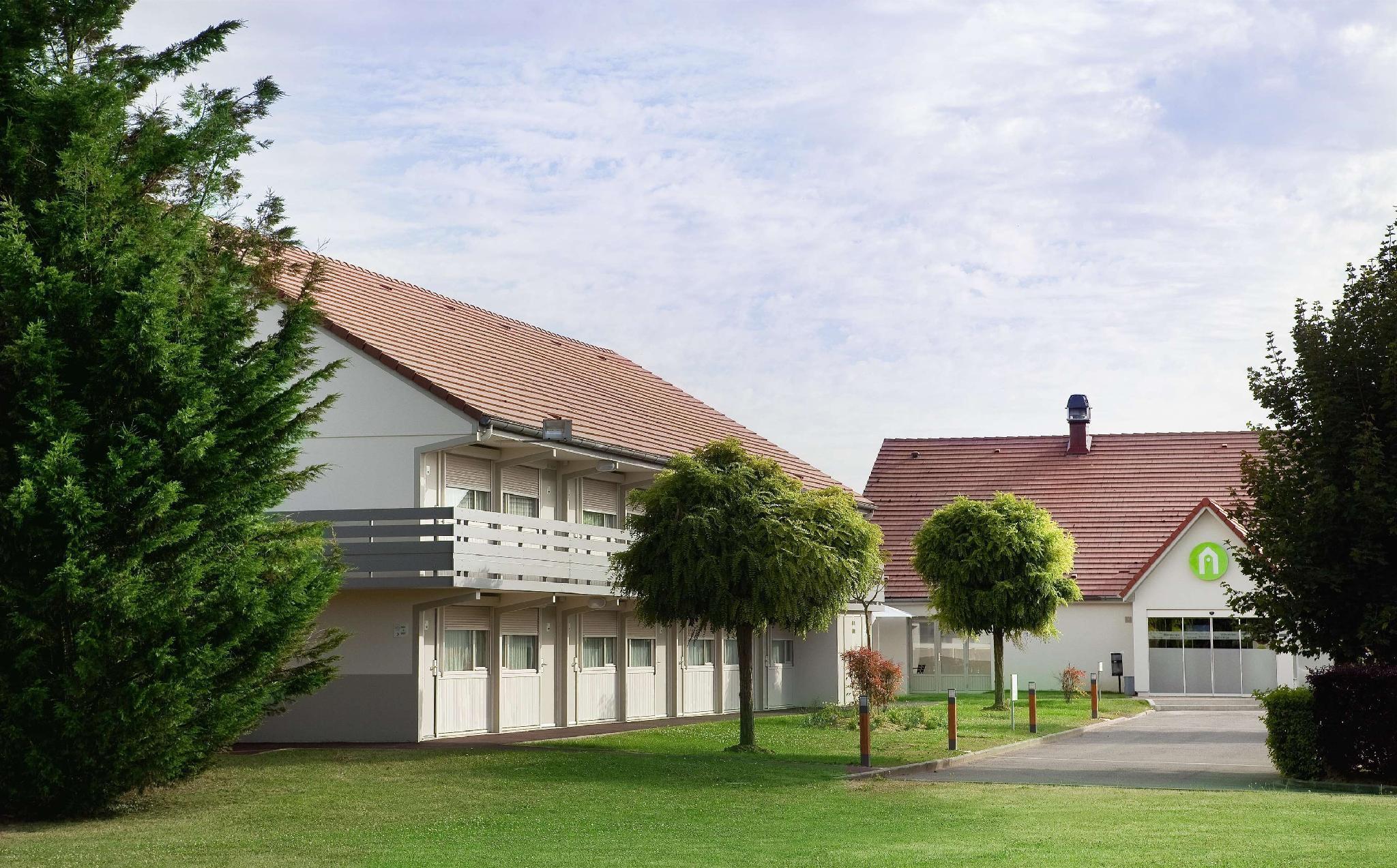 Campanile Villennes Sur Seine Poissy Hotel
