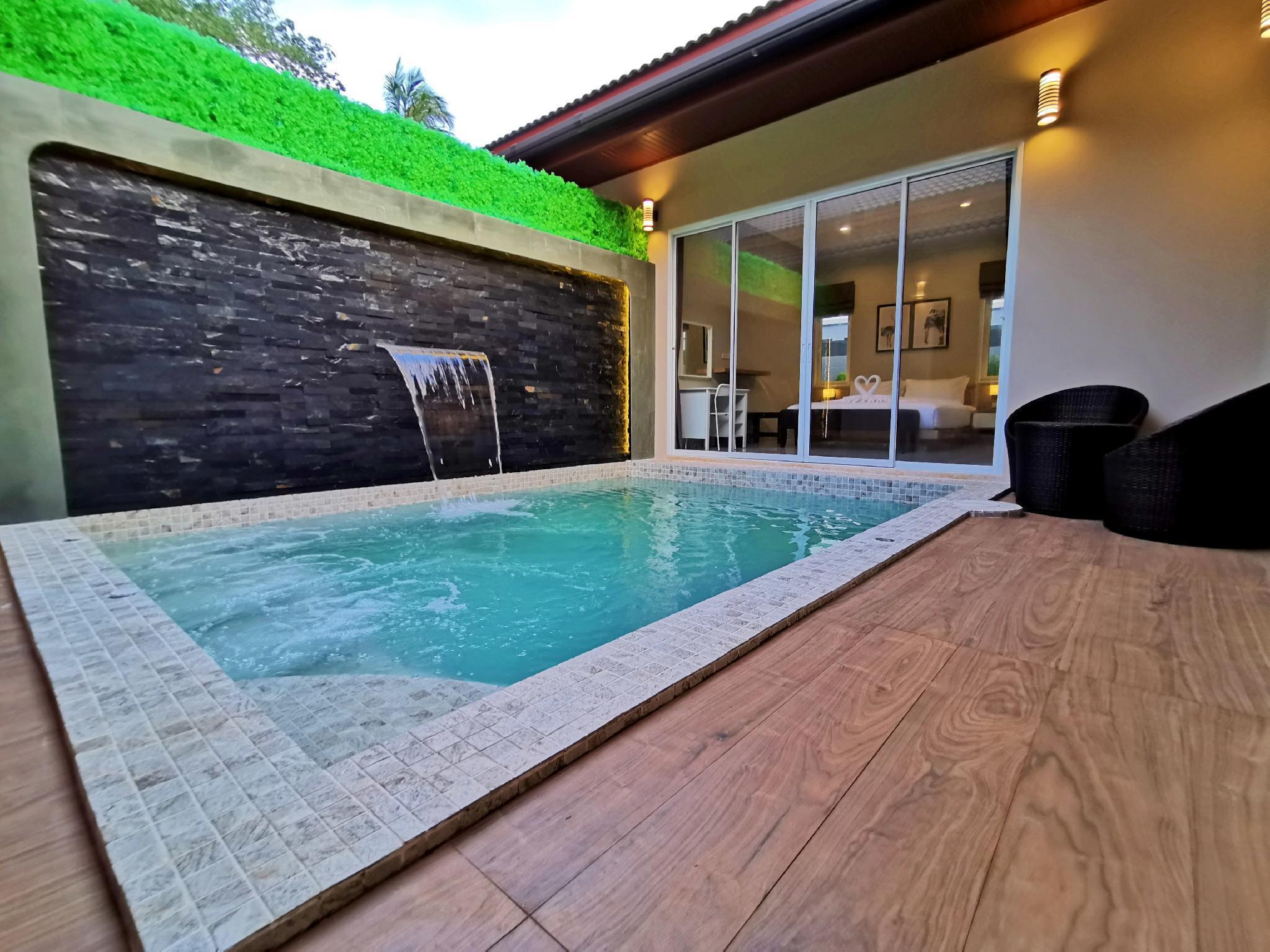 The Apex private pool villa Krabi วิลลา 2 ห้องนอน 2 ห้องน้ำส่วนตัว ขนาด 60 ตร.ม. – บ้านทรายไทย