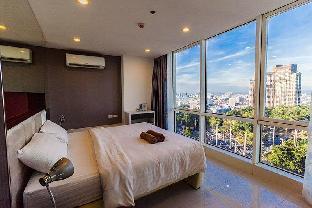 [プラタムナックヒル]アパートメント(44m2)| 1ベッドルーム/1バスルーム 1 bedroom high floor Seaview
