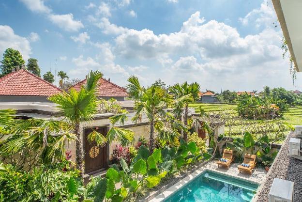 Puri Canggu Villas and Rooms