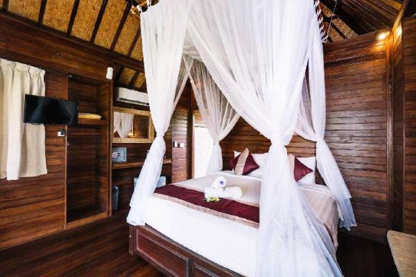 The Cozy Lembongan ( Deluxe Hut Pool View ) Bali