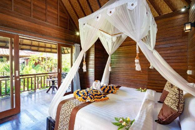 Karang Mas Villa (Superior Hut Garden View)