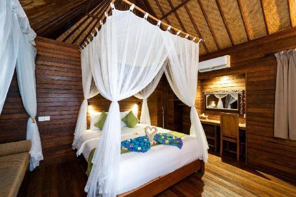 Sedok Jineng Deluxe Hut Bungalow Bali