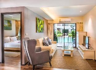 [ラワイ]一軒家(45m2)| 1ベッドルーム/1バスルーム 1 BDR Pool Access Apartment | Rawai