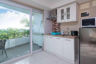 [カロン]アパートメント(53m2)| 1ベッドルーム/1バスルーム 1 BDR Apartment Ocean View from Bedroom in Kata