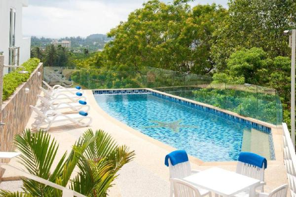 Sea View Apartment With 1 Bedroom Phuket