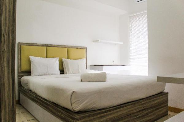 Relaxing 2BR Apt at M-Town Residence By Travelio Tangerang
