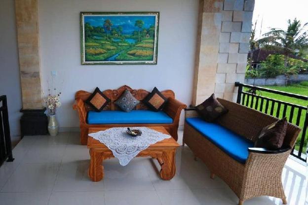 3BR Stunning Luxury Villa at Ubud Bali