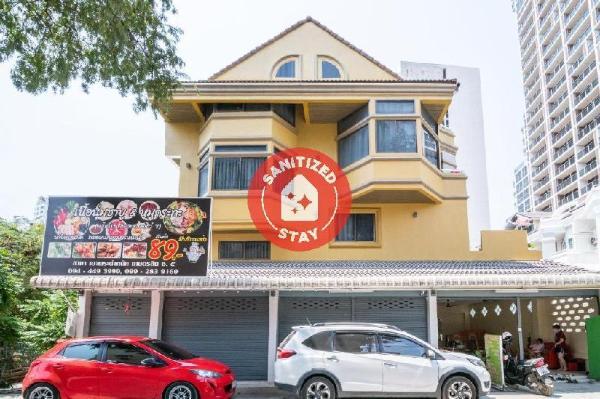 OYO 648 AKE Apartment Pattaya