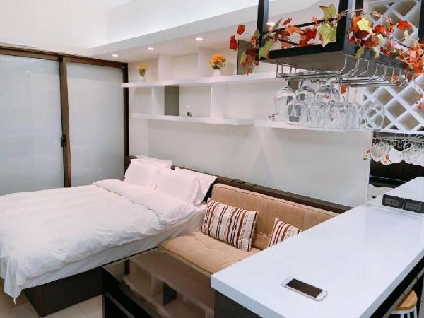 Xinyi District Low-key Luxury / Taipei 101 / WIFI Taipei