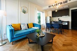 Stunning City&Beachfront 2BR Apartment w/ Pool บ้านเดี่ยว 2 ห้องนอน 2 ห้องน้ำส่วนตัว ขนาด 100 ตร.ม. – กลางเมืองหัวหิน