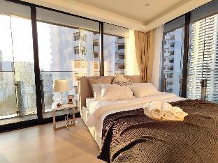 Bangkok&Pool&BTS Nana&MRT Sukhumvit&Max4ppl#17F135 อพาร์ตเมนต์ 1 ห้องนอน 1 ห้องน้ำส่วนตัว ขนาด 45 ตร.ม. – สุขุมวิท