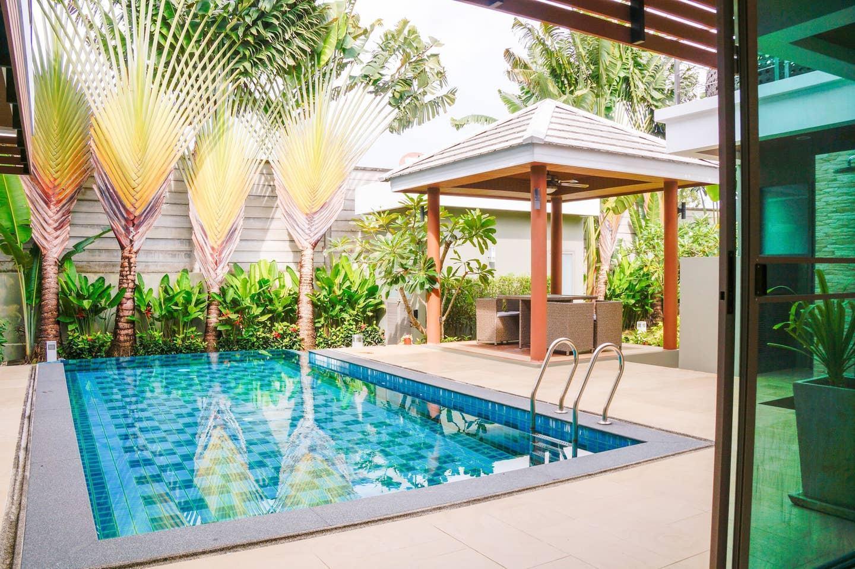 3 bedroom villa in Chalong Miracle Lakeview วิลลา 3 ห้องนอน 3 ห้องน้ำส่วนตัว ขนาด 250 ตร.ม. – ฉลอง