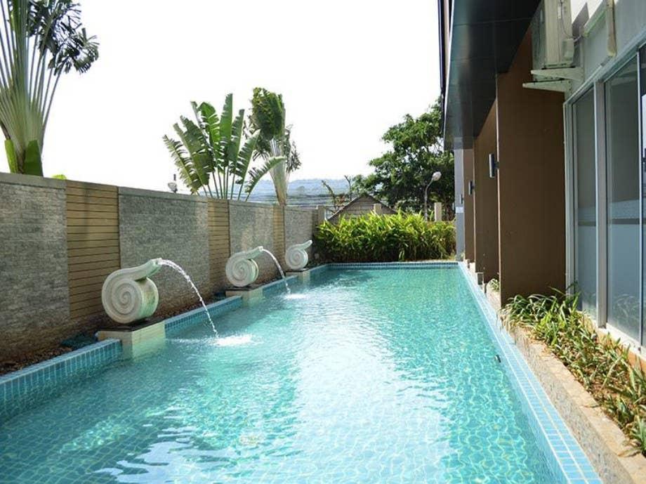 1 bed apartment few minutes walk to Karon beach สตูดิโอ อพาร์ตเมนต์ 1 ห้องน้ำส่วนตัว ขนาด 47 ตร.ม. – กะรน