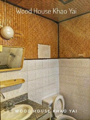 [カオヤイ国立公園]一軒家(40m2)| 3ベッドルーム/2バスルーム WoodHouse Premium 3 bedrooms 2 bath