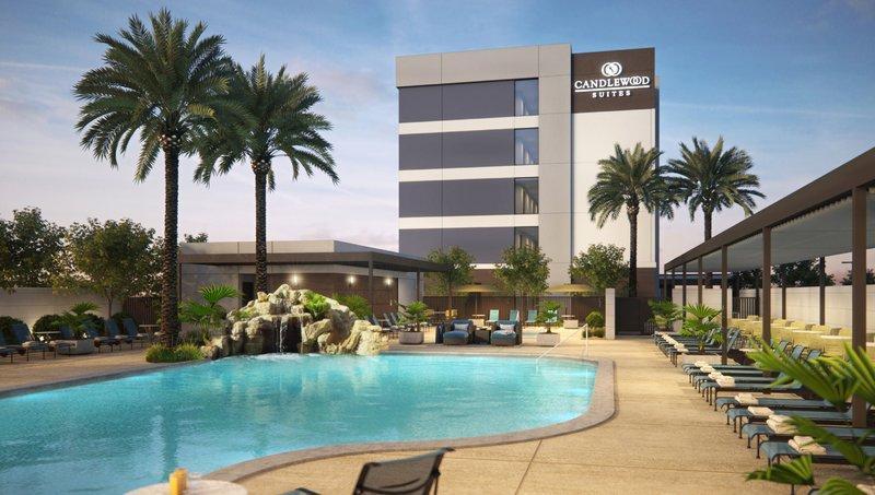 Candlewood Suites Las Vegas - E Tropicana