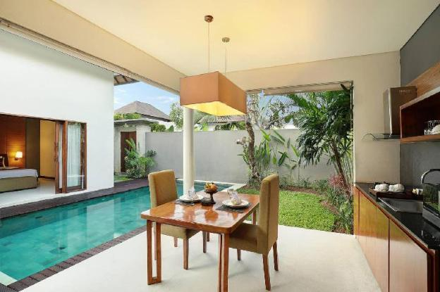 Great 1 Bed Room Private Pool Villa In Umalas