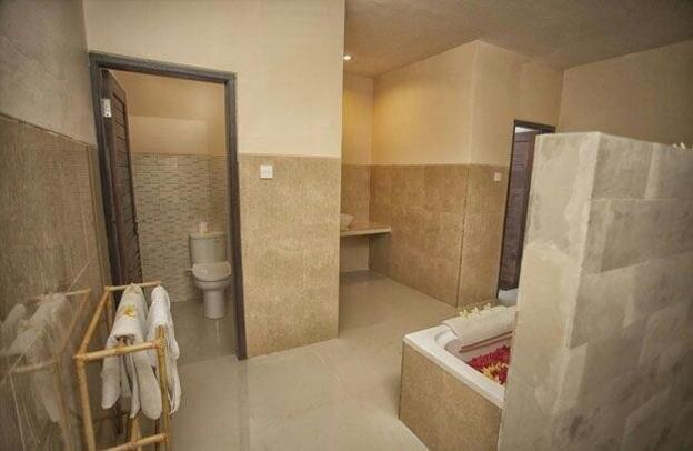 1BED ROOM PRIVATE POOL VILLA @ SAWAH UBUD