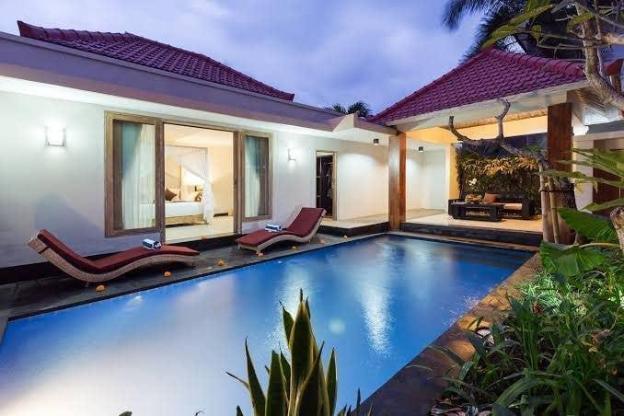 Wonderful 1BR Private Pool Villa in Ubud Gianyar