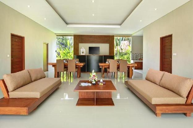 4BR Villa in Ubud beautifulsat View&Breakfast
