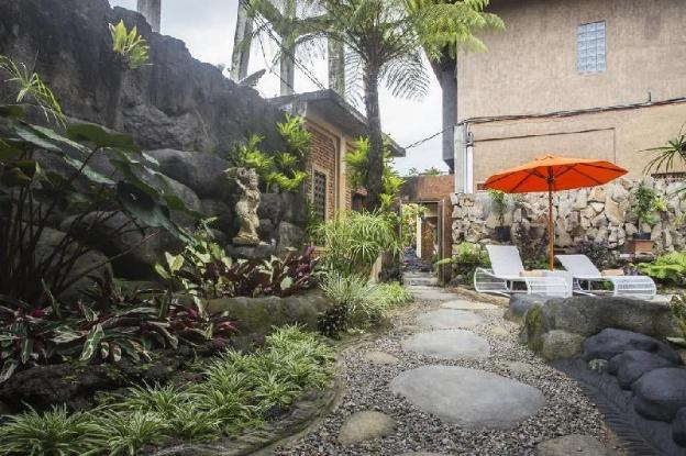 2BR Deluxe Villa with Pool with Breakfast @Ubud