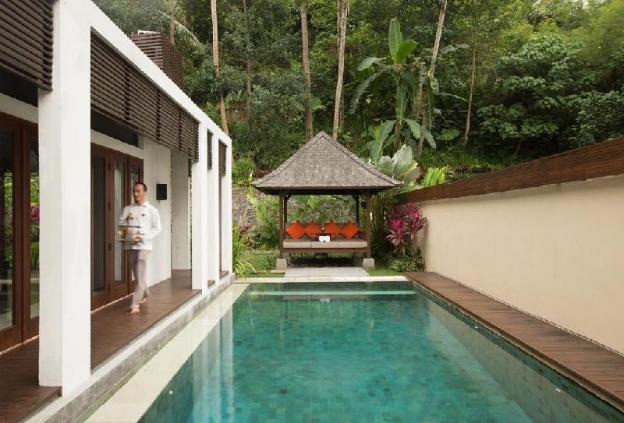 3BR Private Villa with Pool & Breakfast @Ubud