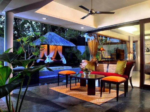1BR Admirable Pool Villa with Blue Pool