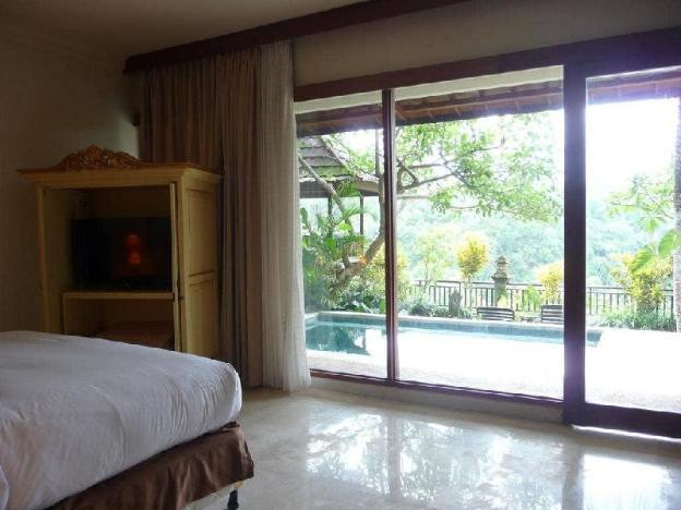 1BR Dazzling Mini Pool + Breakfast @Ubud
