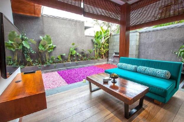 Amazing DS 1BR Private Pool Villa In Kuta