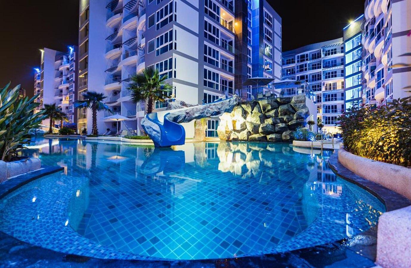New room in Pattaya Grand Avenue apartment & pool อพาร์ตเมนต์ 1 ห้องนอน 1 ห้องน้ำส่วนตัว ขนาด 47 ตร.ม. – พัทยากลาง
