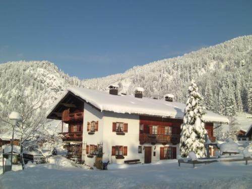 Gastehaus Bergstuberl