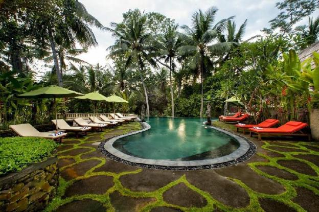 2BR Exquisite Rice View + Breakfast  for 4 @Ubud