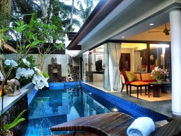 1BR Fascinating Pool Villa close to Monkey Forest