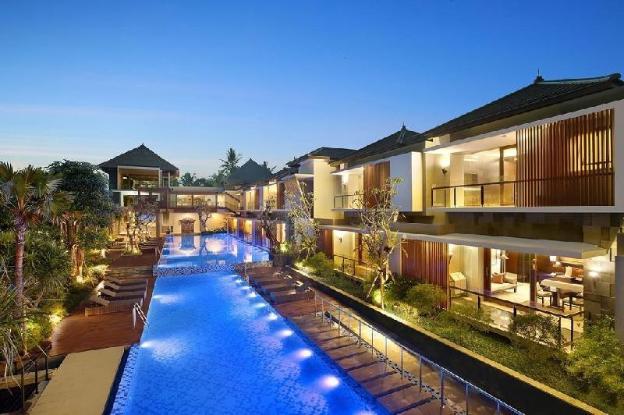 1BR Ravishing Villa Pool close to Monkey Forest