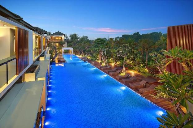 1BR Shapely Pool Villa close to Monkey Forest