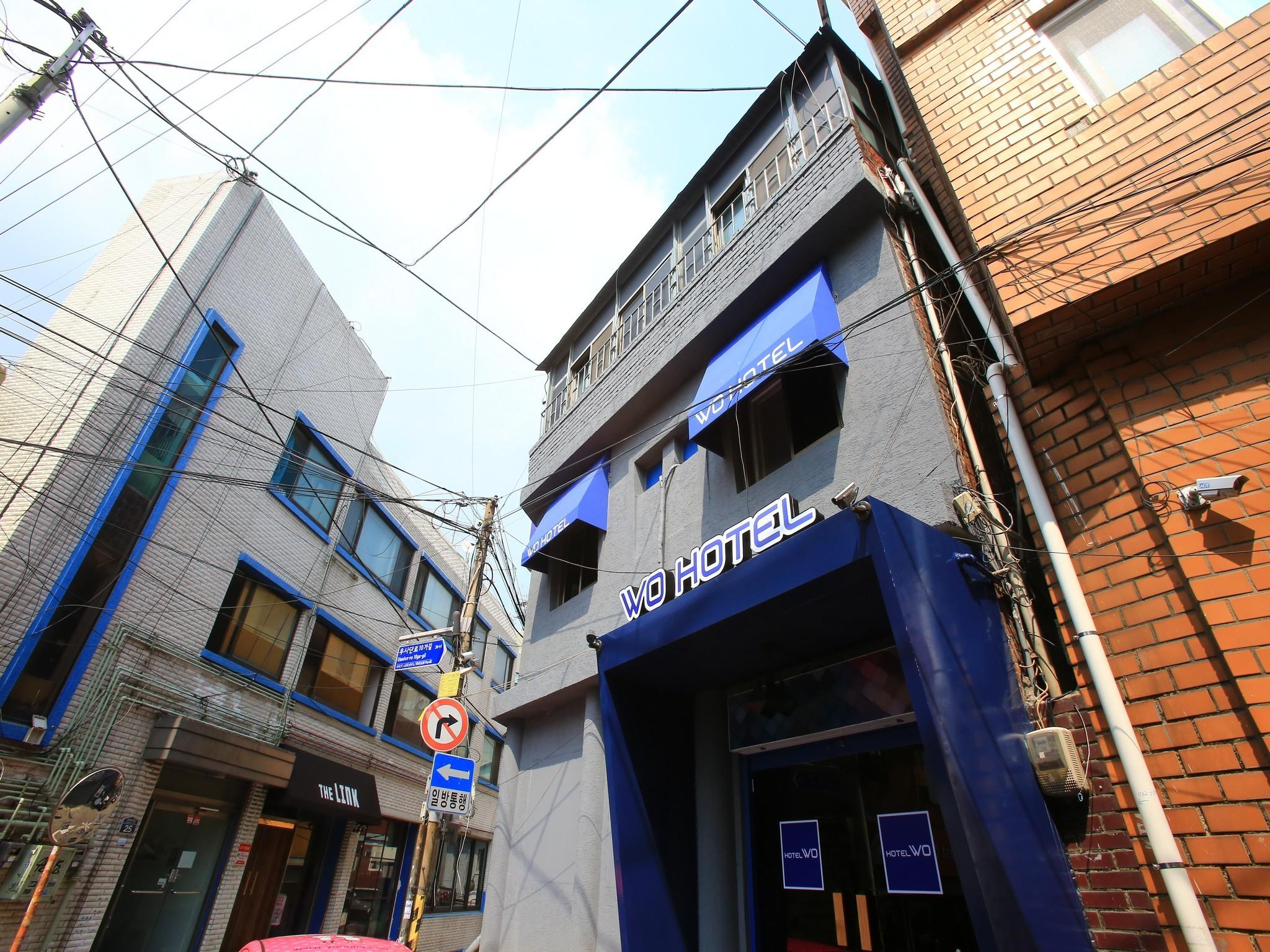 Hotel WO In Itaewon