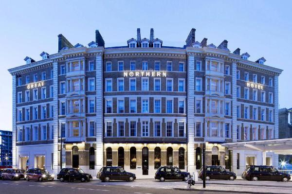 Great Northern Hotel A Tribute Portfolio Hotel London London