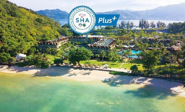 Phuket Marriott Resort & Spa, Merlin Beach (SHA Plus+) Phuket