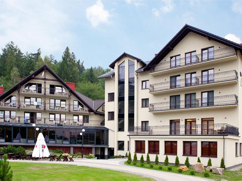 Hotel Zimnik Luksus Natury