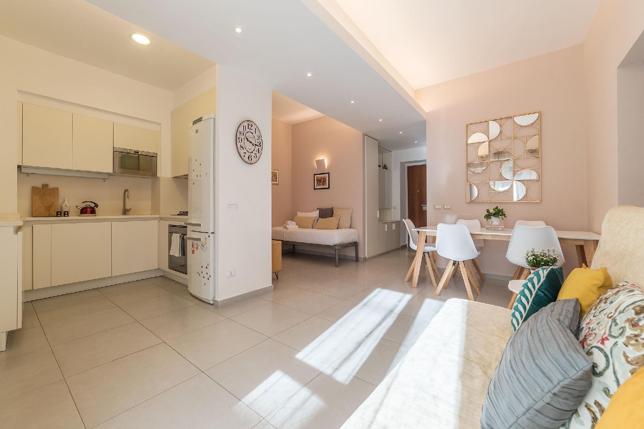 Gemelli Peaceful Apartment