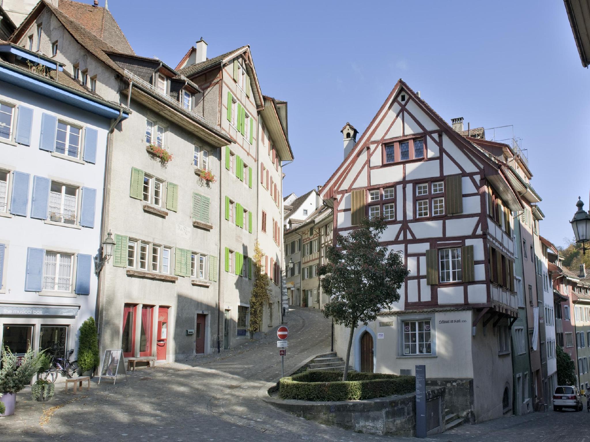 Swiss Belhotel Du Parc Baden