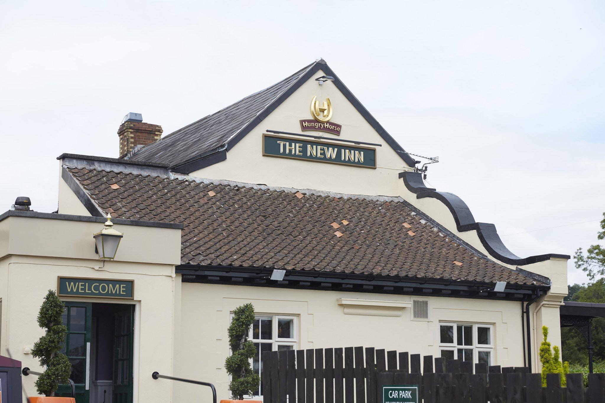 New Inn Hotel By Good Night Inns