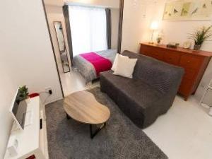 EX 1 Bedroom Apartment near Osaka Castle BCN 702