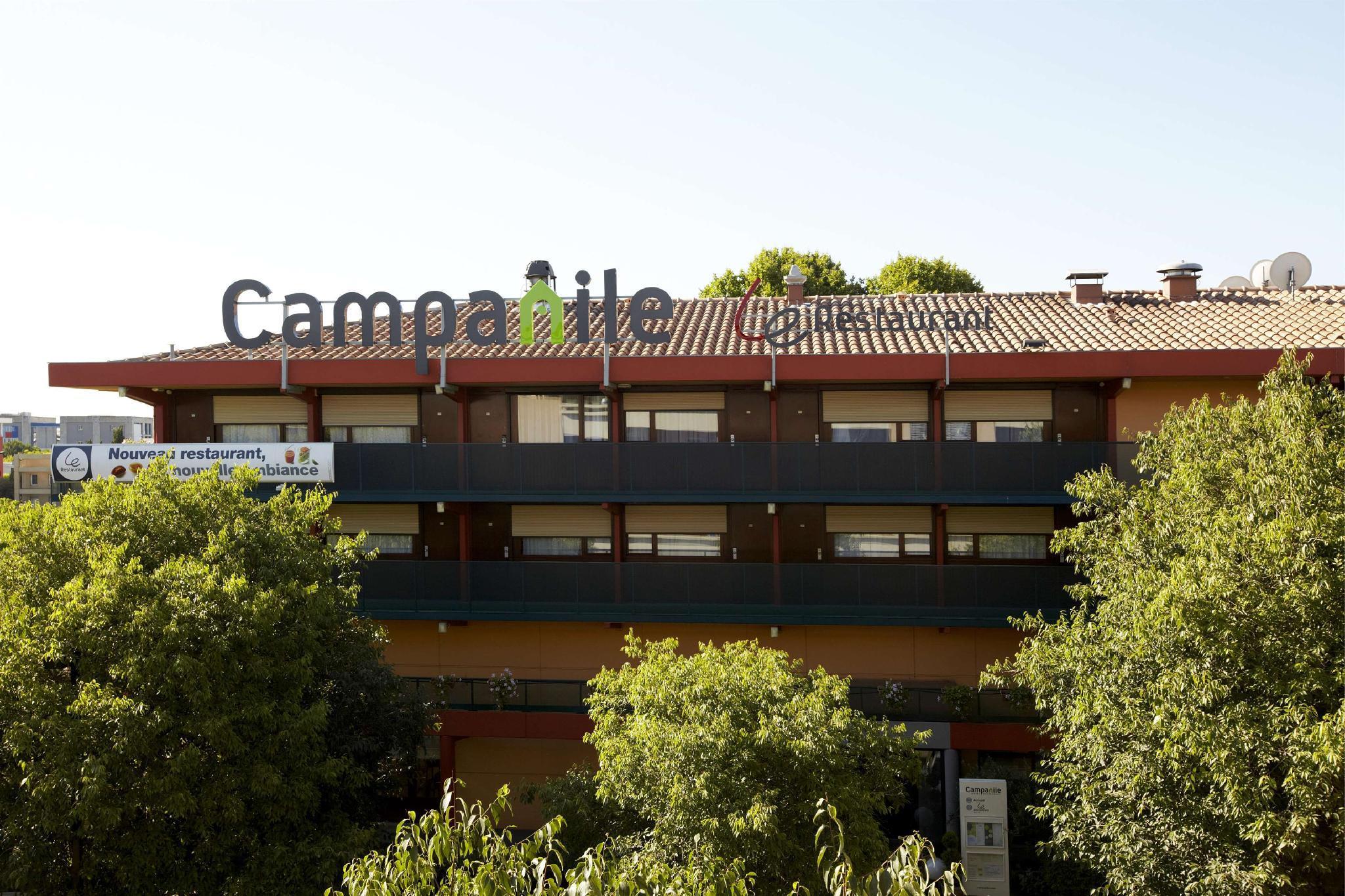 Campanile Nimes Centre   Mas Carbonnel