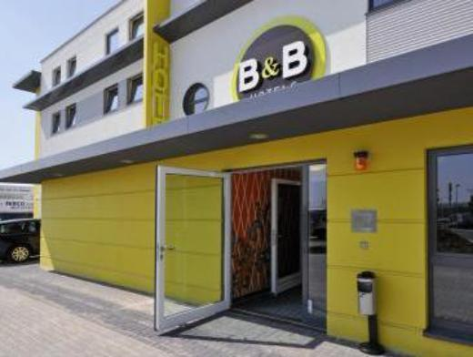 B&B Hotel Frankfurt-Nord