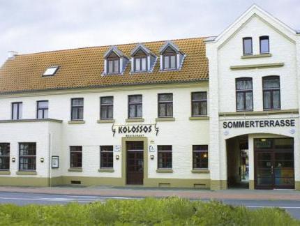 Hotel Restaurant Kolossos