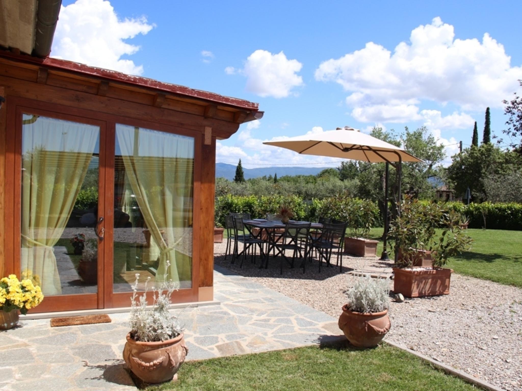 Villa a Cortona ID 3691
